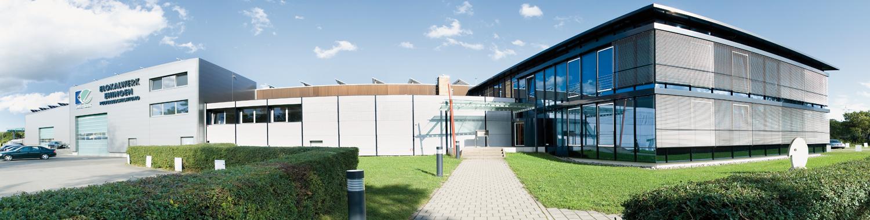Firmengebäude Eloxalwerk Ehingen